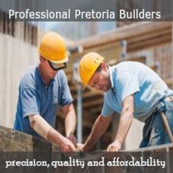 building contractors pretoria